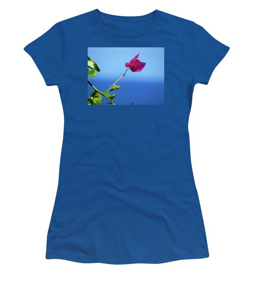 The Tropical Bloom Women's T-Shirt