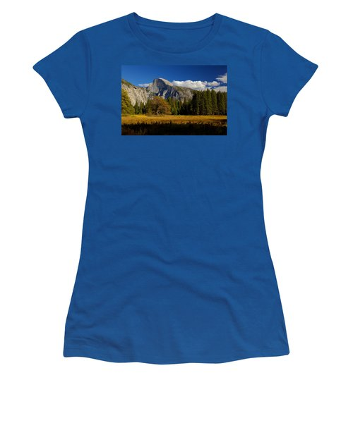 The Valley Women's T-Shirt (Junior Cut) by Evgeny Vasenev