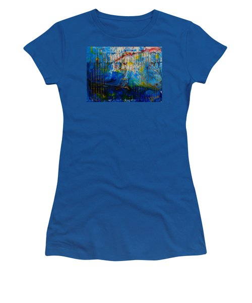 The Sound Wave Women's T-Shirt