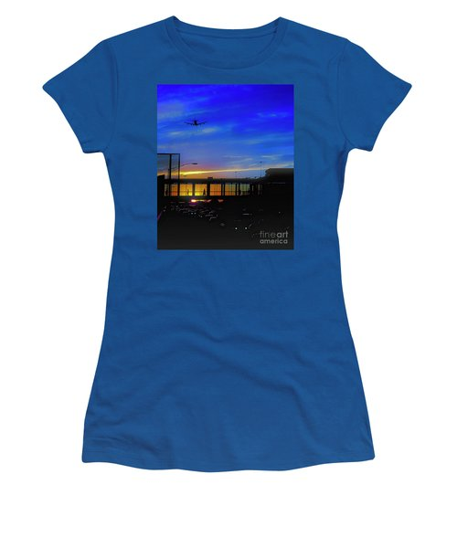 Trains Planes And Automobiles  Women's T-Shirt