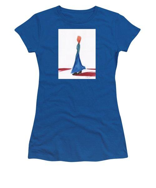 Transgender Women's T-Shirt (Junior Cut) by Frank Bright