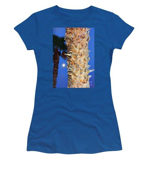 Trees Capture Sun Women's T-Shirt