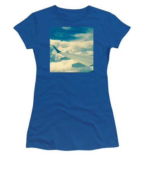 Trip To Women's T-Shirt (Junior Cut) by France Laliberte
