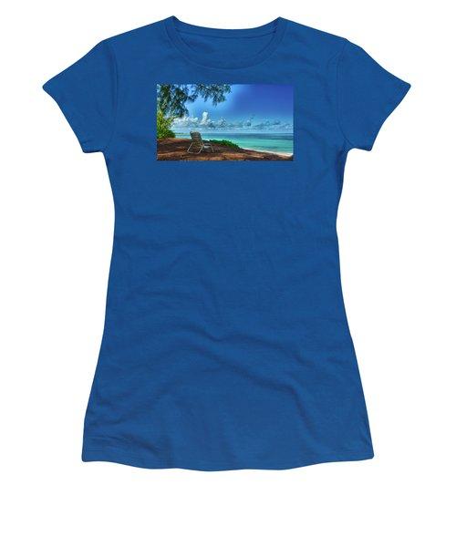 Tropical View Women's T-Shirt