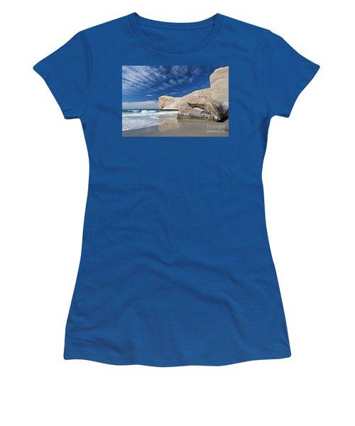 Tunnel Beach 1 Women's T-Shirt