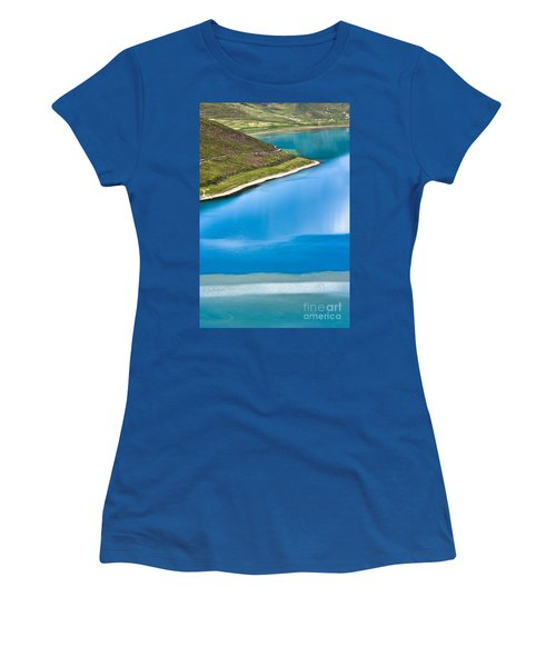 Turquoise Water Women's T-Shirt