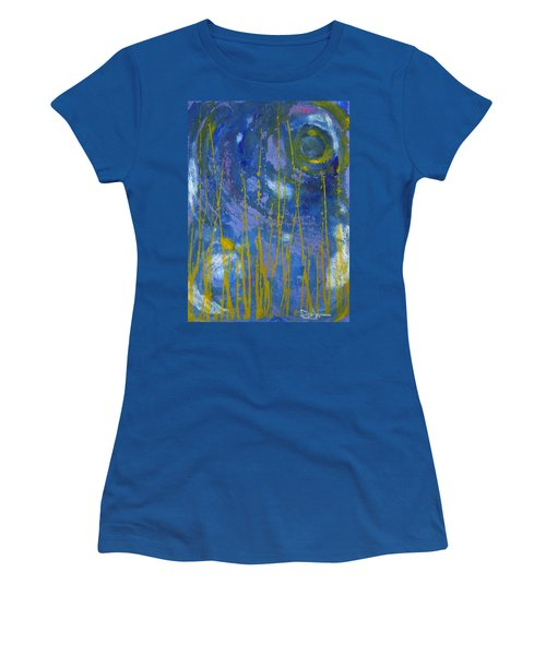 Under The Ocean Women's T-Shirt (Athletic Fit)