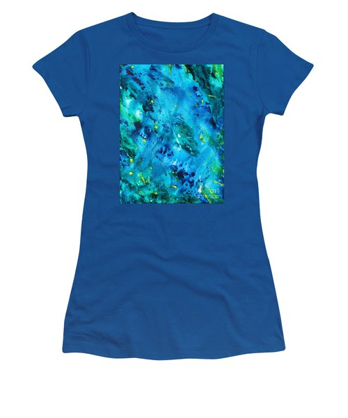 Underwater Forest Women's T-Shirt
