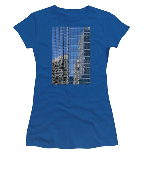 Up High Women's T-Shirt (Athletic Fit)