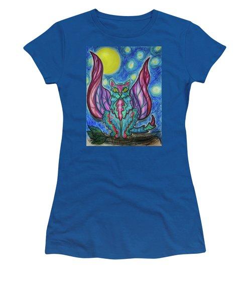 Vampy Kitty Women's T-Shirt