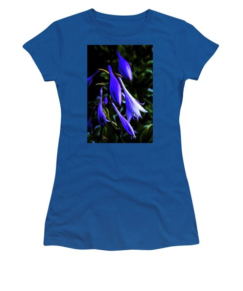 Varigated Hosta Bloom Women's T-Shirt