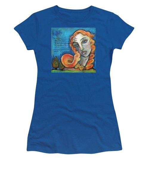 Venus Lets Go Women's T-Shirt
