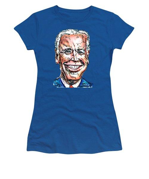 Vice President Joe Biden Women's T-Shirt (Athletic Fit)