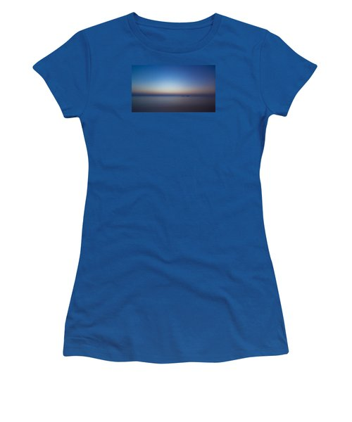 Waiting For A New Day Women's T-Shirt (Junior Cut) by Andreas Levi