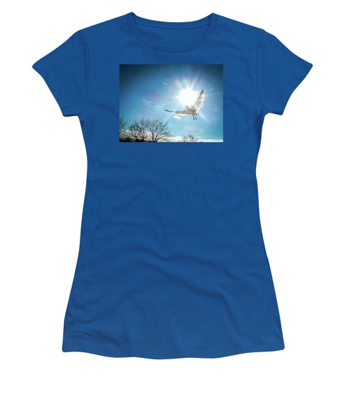 Warmed Wings Women's T-Shirt