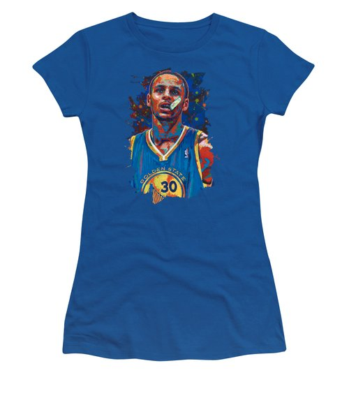 Warrior Women's T-Shirt (Athletic Fit)