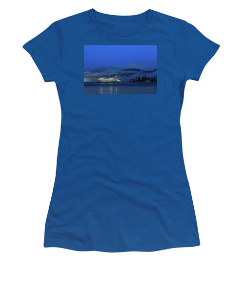 Washington State Ferry Hyak Women's T-Shirt