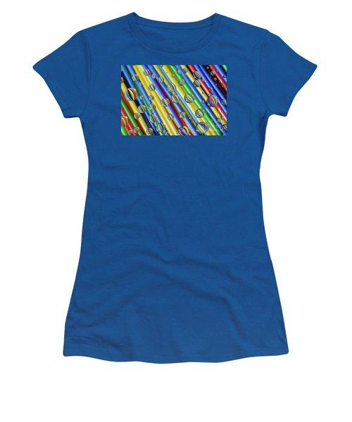 waterDroplets02 Women's T-Shirt