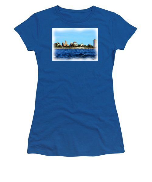Waterfront Decay Four Women's T-Shirt