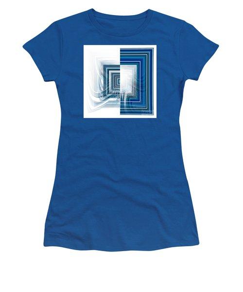 Weak And Strong Women's T-Shirt (Junior Cut) by Thibault Toussaint