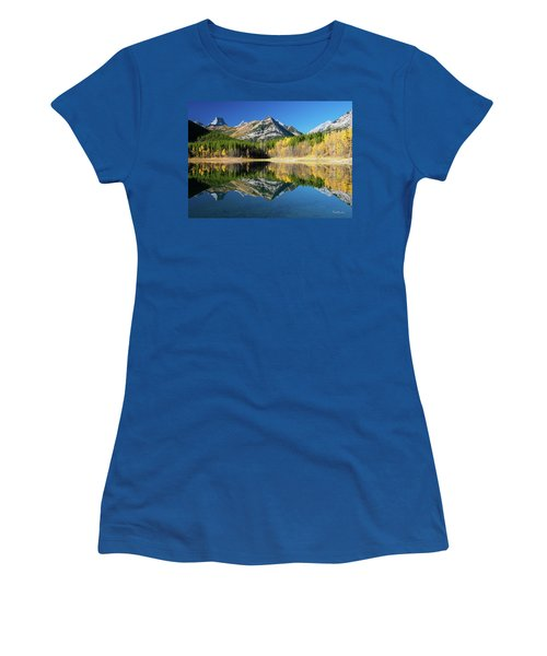 Wedge Pond Color Women's T-Shirt