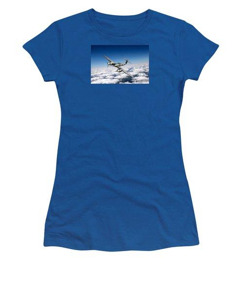 Westland Whirlwind Portrait Women's T-Shirt