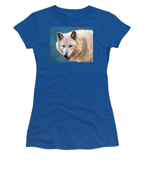 White Wolf Women's T-Shirt