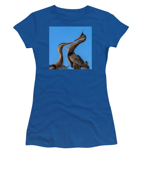 Whoaaaa Women's T-Shirt (Athletic Fit)