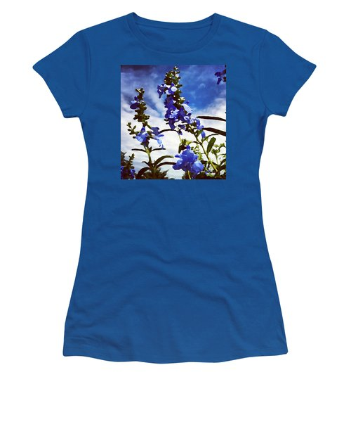 Wild Blue Sage  Women's T-Shirt