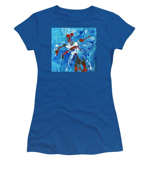 Will You Dance With Me? Women's T-Shirt (Junior Cut) by Jasna Dragun