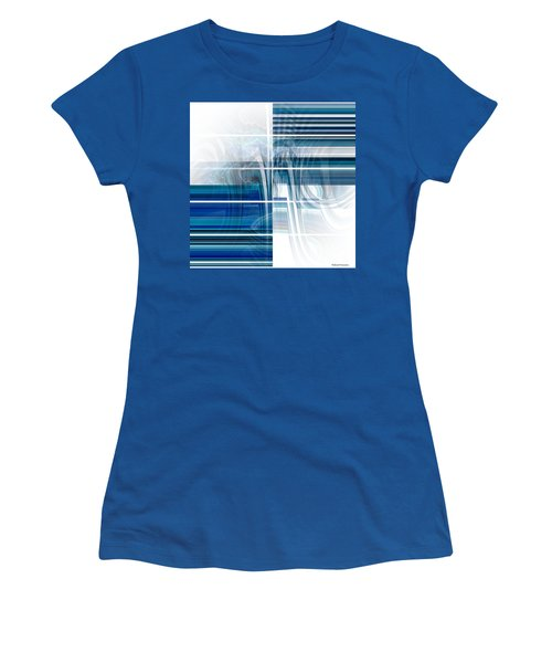 Window To Whirlpool Women's T-Shirt (Athletic Fit)