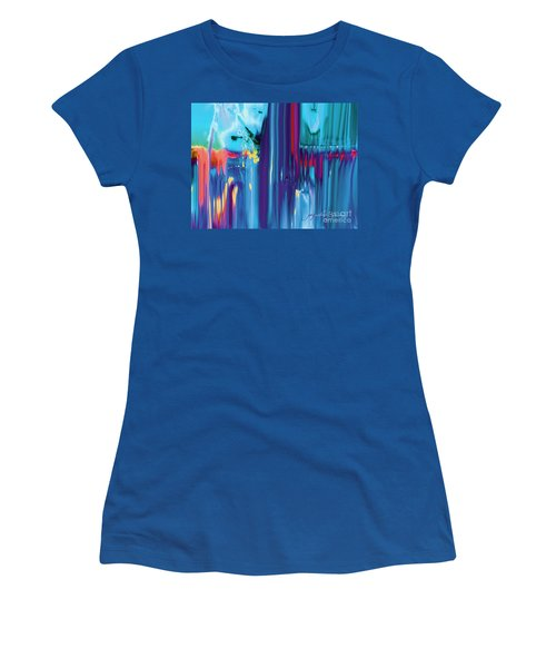 Drenched Women's T-Shirt