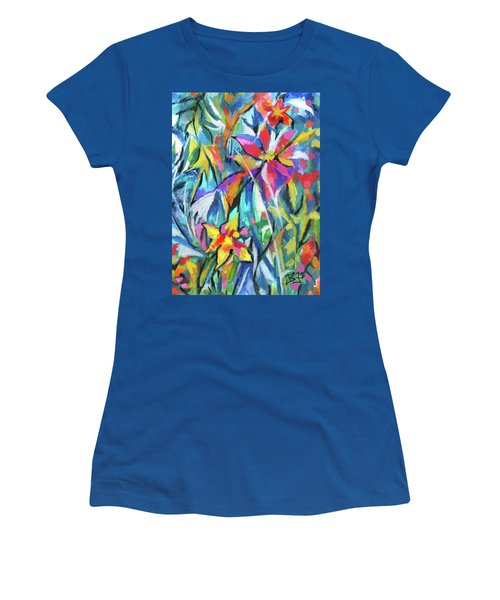 Jungle Garden Women's T-Shirt