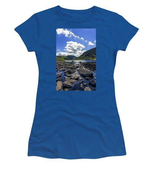 Llyn Eigiau Women's T-Shirt