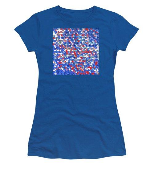 Funky Sequins Women's T-Shirt