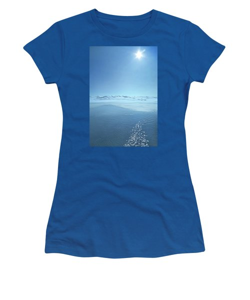 Women's T-Shirt featuring the photograph Stillness by Phil Koch