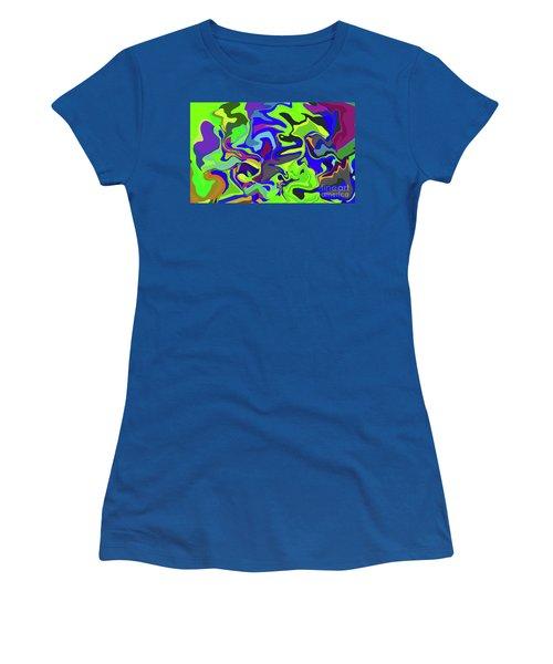 3-8-2009dabcdefgh Women's T-Shirt