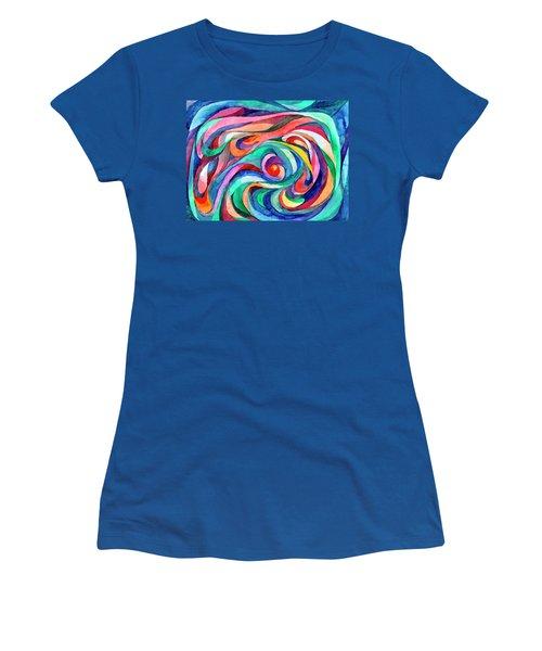 Abstract Underwater World Women's T-Shirt