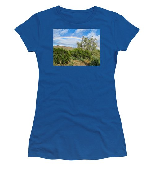 After An Arizona Winter Rain Women's T-Shirt