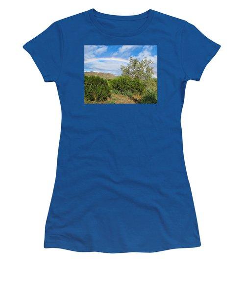 After An Arizona Winter Rain Women's T-Shirt