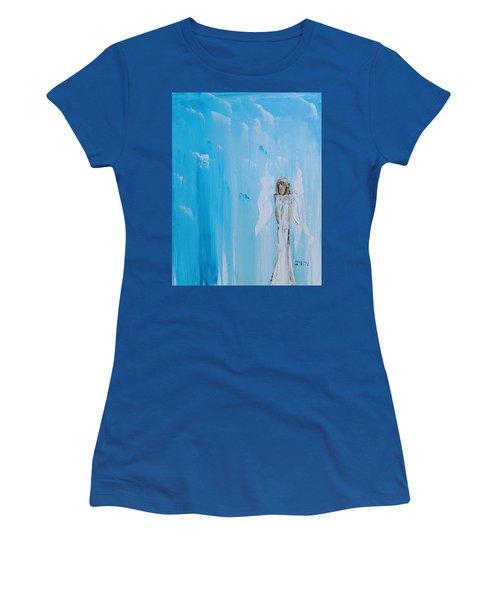 Angel Of Simplicity Women's T-Shirt