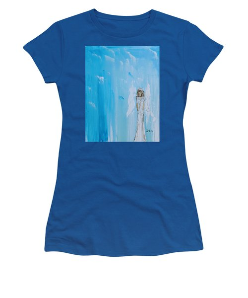 Angel Of Simplicity Women's T-Shirt