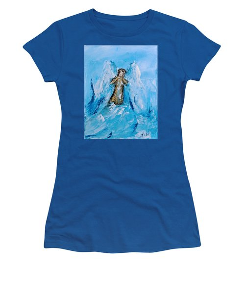 Angel With A Purpose Women's T-Shirt