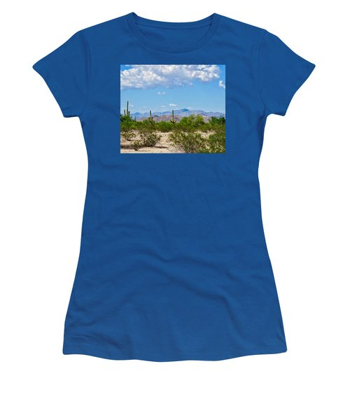 Arizona Desert Hidden Valley Women's T-Shirt