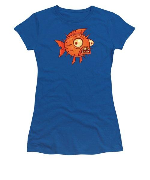 Pufferfish Women's T-Shirt