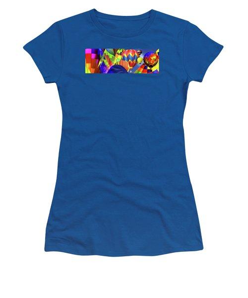 Balloon Festival Women's T-Shirt