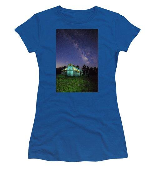 Barn In Rocky 2 Women's T-Shirt
