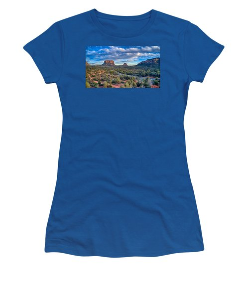 Bell Rock Scenic View Sedona Women's T-Shirt
