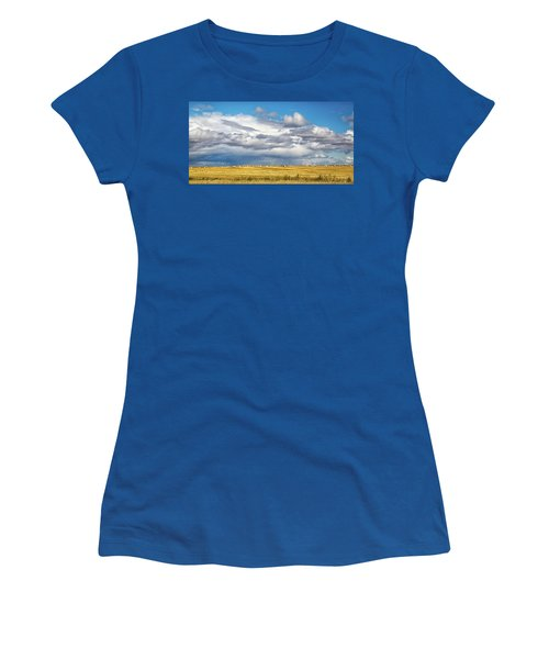 Big Sky Montana Women's T-Shirt