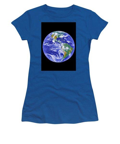 Blue Earth Women's T-Shirt